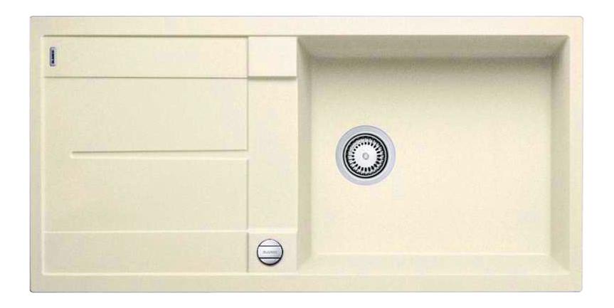Мойка для кухни гранитная Blanco METRA XL 6 S 515281 жасмин
