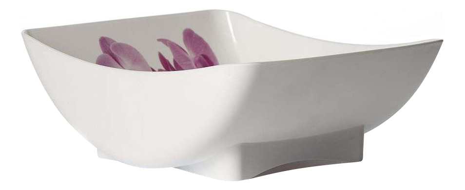Салатник Деко (орхидея), объем 2 л фото