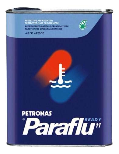 Антифриз Petronas Сине-зелёный Готовый антифриз -38 2л фото