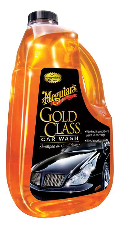 Шампунь Gold Class Car Wash Shampoo#and#Conditioner 1.89 л G7164