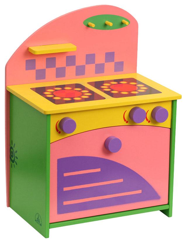 Мебель для кукол Краснокамская Игрушка Газовая плита
