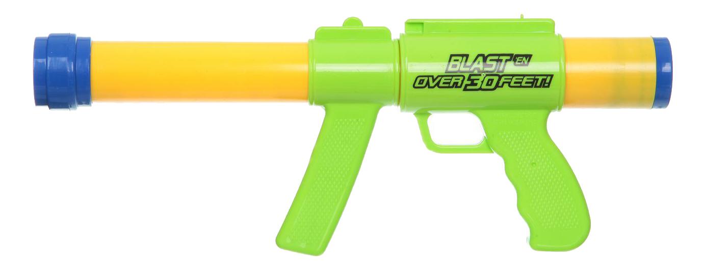 Купить Бластер с 8-ю мягкими пулями, Бластер Play Smart Бластер с 8-ю мягкими пулями, PLAYSMART, Бластеры