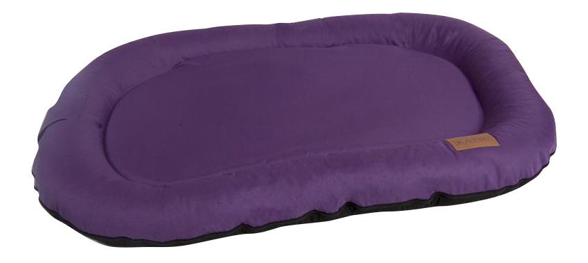 Лежанка для собак Katsu 46x74x фиолетовый
