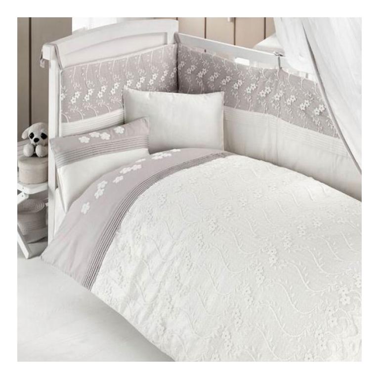 Комплект детского постельного белья Bebe Luvicci Elegante 3 предмета
