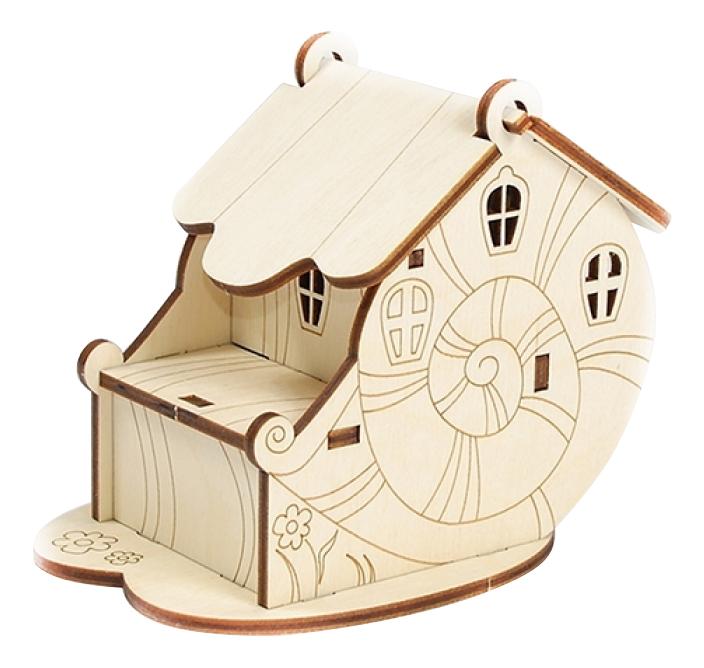 Купить Конструктор деревянный Woody Жемчужный домик, Деревянные конструкторы
