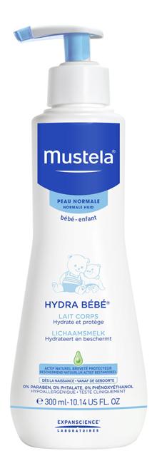 Молочко детское MUSTELA Hydra Bebe 300 мл