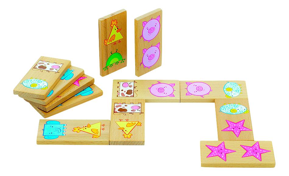 Купить Деревянная игрушка для малышей Мир Деревянных Игрушек Фигуры, Развивающие игрушки