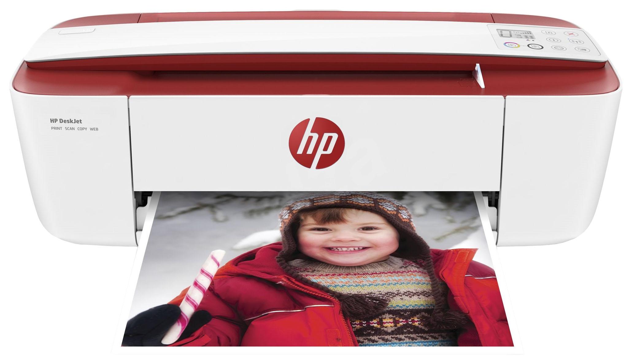 Струйное МФУ HP Deskjet Ink Advantage 3788
