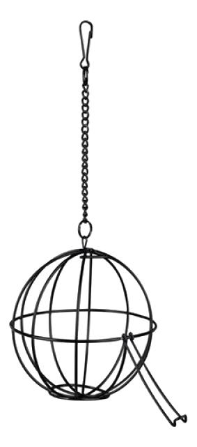 Сенница для грызунов TRIXIE, подвесной, черный