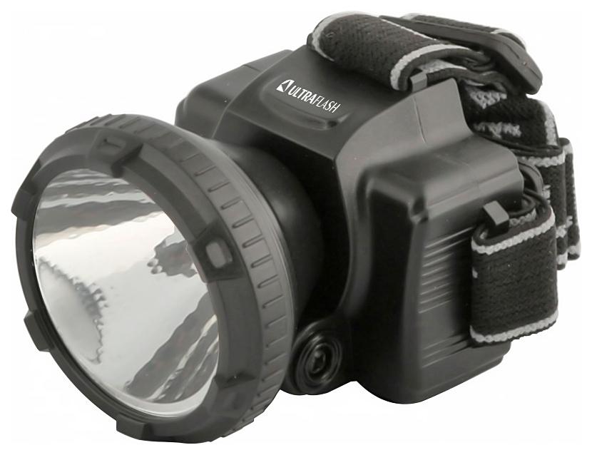 Туристический фонарь Camelion Ultraflash LED5366 черный, 2 режима