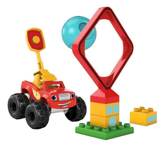 Конструктор для малышей Mega Bloks Truckball Blaze, Truckball Blaze