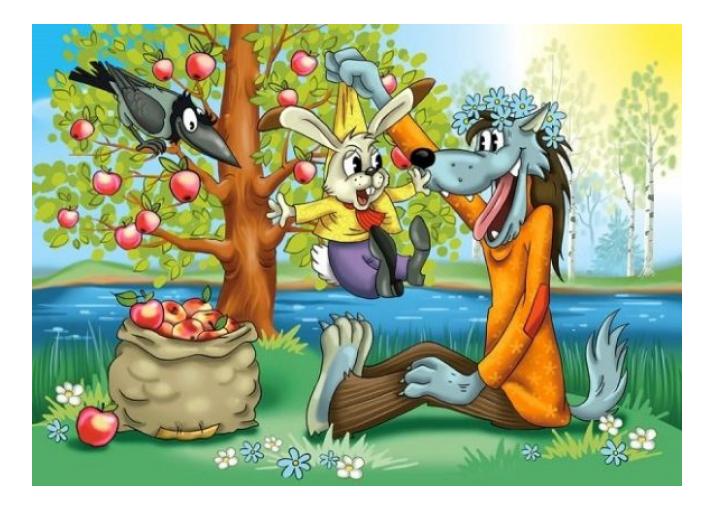 Пазл Castorland Мешок яблок