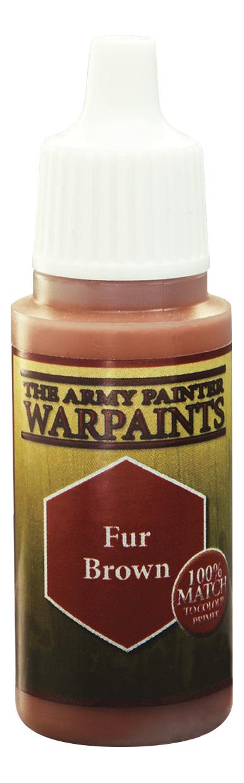 Краски для моделизма Army Painter Warpaints Fur Brown