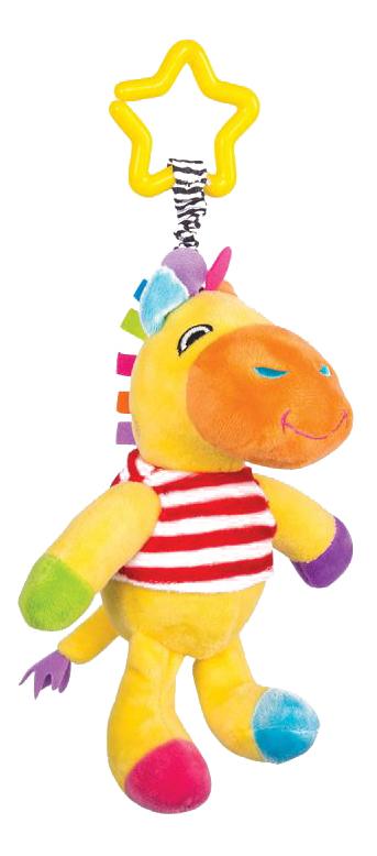 Подвесная игрушка Жираф Спот 0+ Happy Snail 14HS012PGR фото