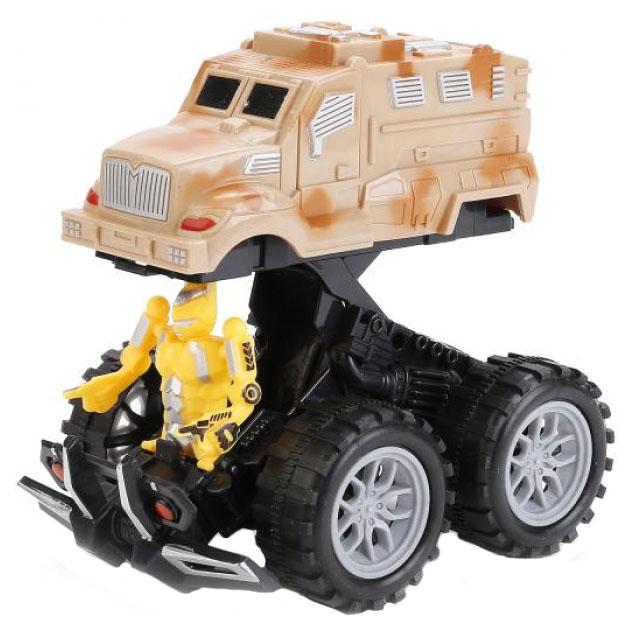 Купить Игрушка-трансформер Shantou Gepai Collision Warriors 1:32 A758 H11012, Машинки-трансформеры