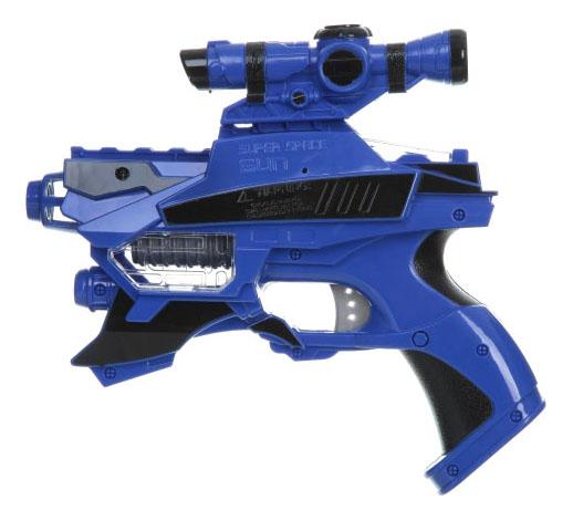 Игрушечный пистолет Space Laser Gun Shenzhen Toys К59585 фото