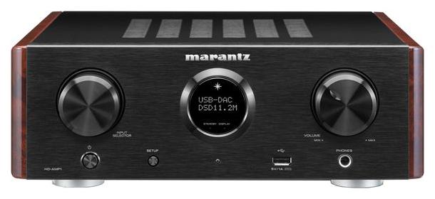 Интегральный усилитель Marantz HD AMP1 Black