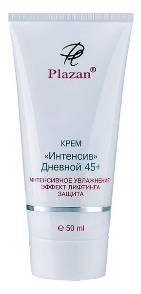 Дневной крем для лица Plazan \