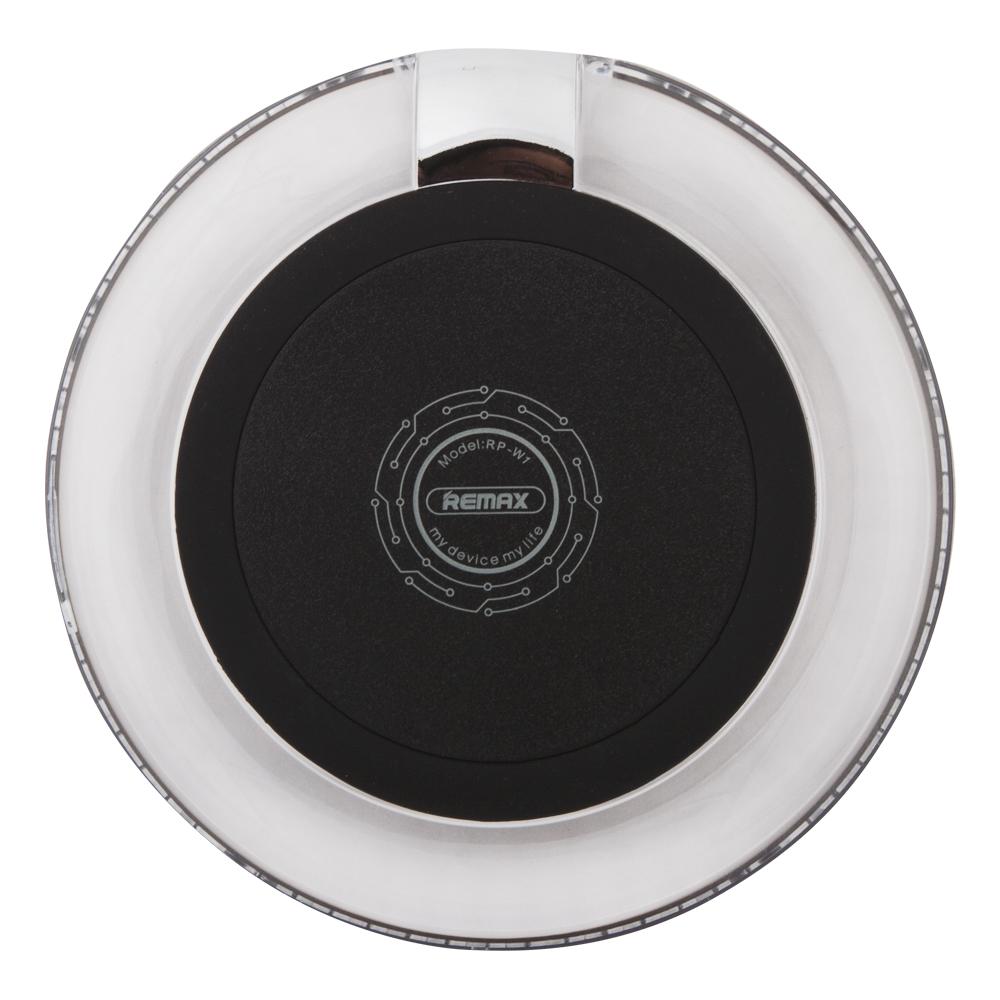 Беспроводное зарядное устройство REMAX RP W1 Black