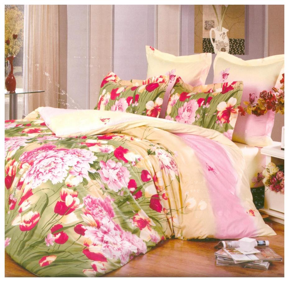 Комплект постельного белья Сайлид B 115 Семейный