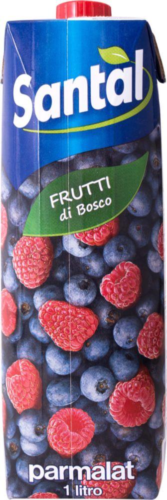 Напиток сокосодержащий Santal лесные ягоды 1 л фото