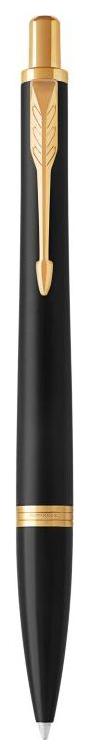 Шариковая ручка Parker Urban Core K309 Muted Black GT M 1931576