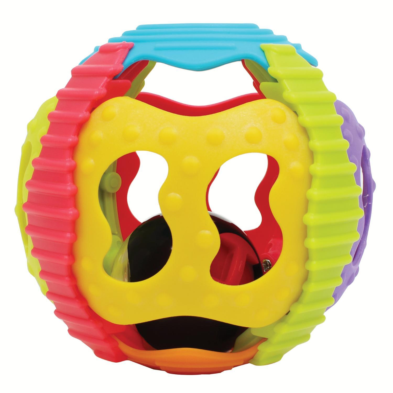 Купить Погремушка Playgro Шар 4083681, Погремушки
