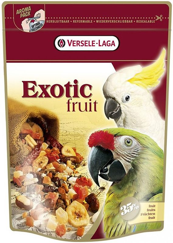 Корм для крупных попугаев Versele Laga Exotic