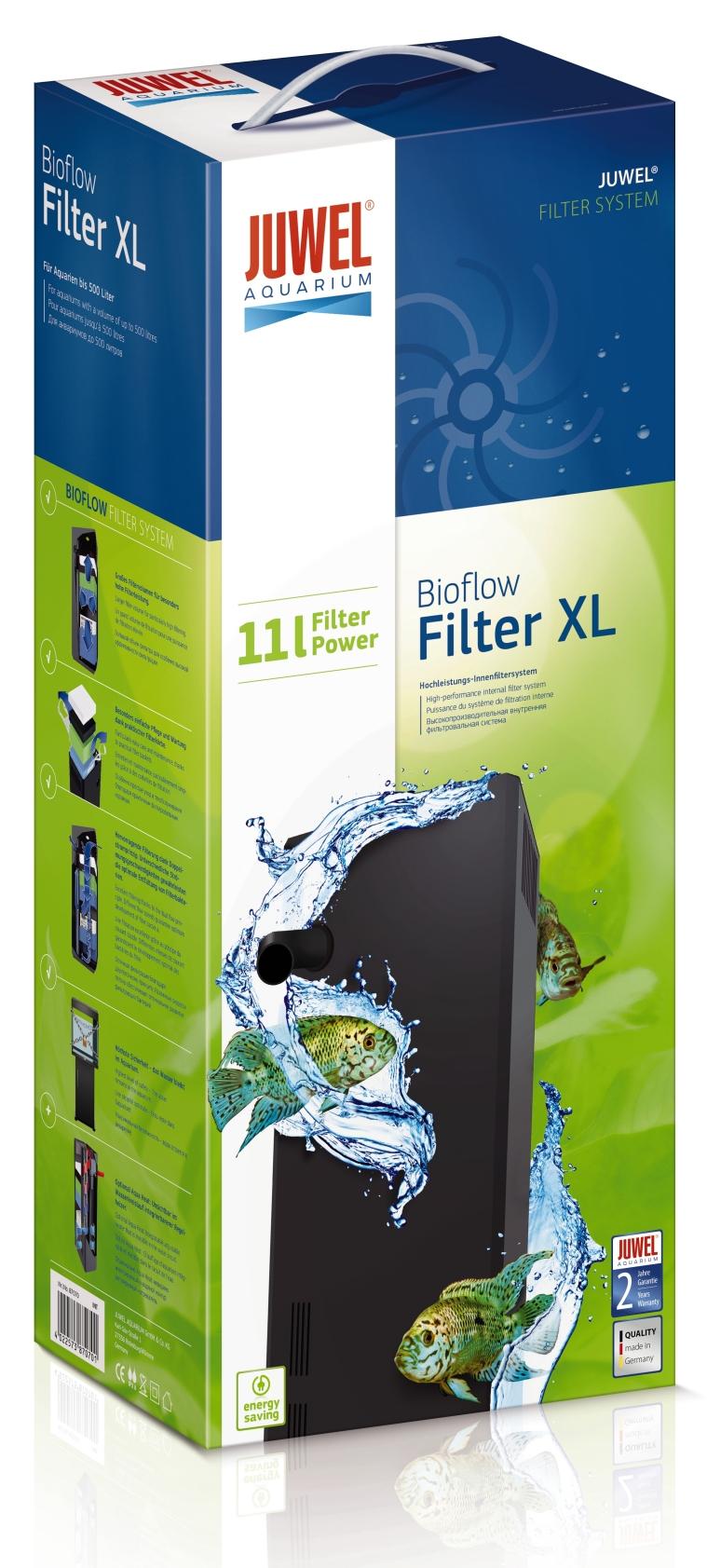 Фильтр для аквариума внутренний Juwel Bioflow 8,0,
