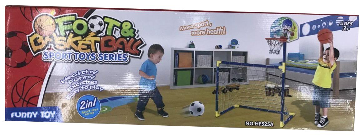 Купить SHANTOU Набор Футбол IT104398, Shantou Gepai, Детские летние игры