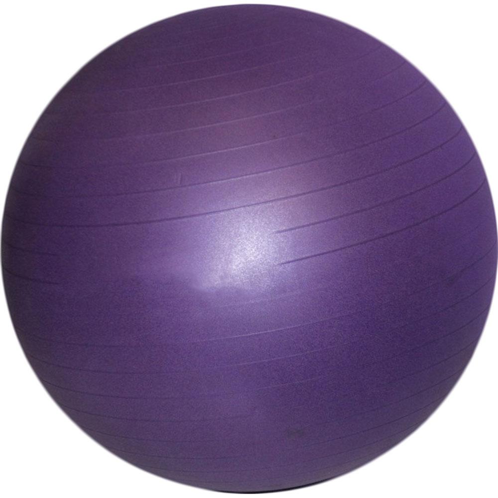 Мяч гимнастический Gym Ball D26126, фиолетовый,
