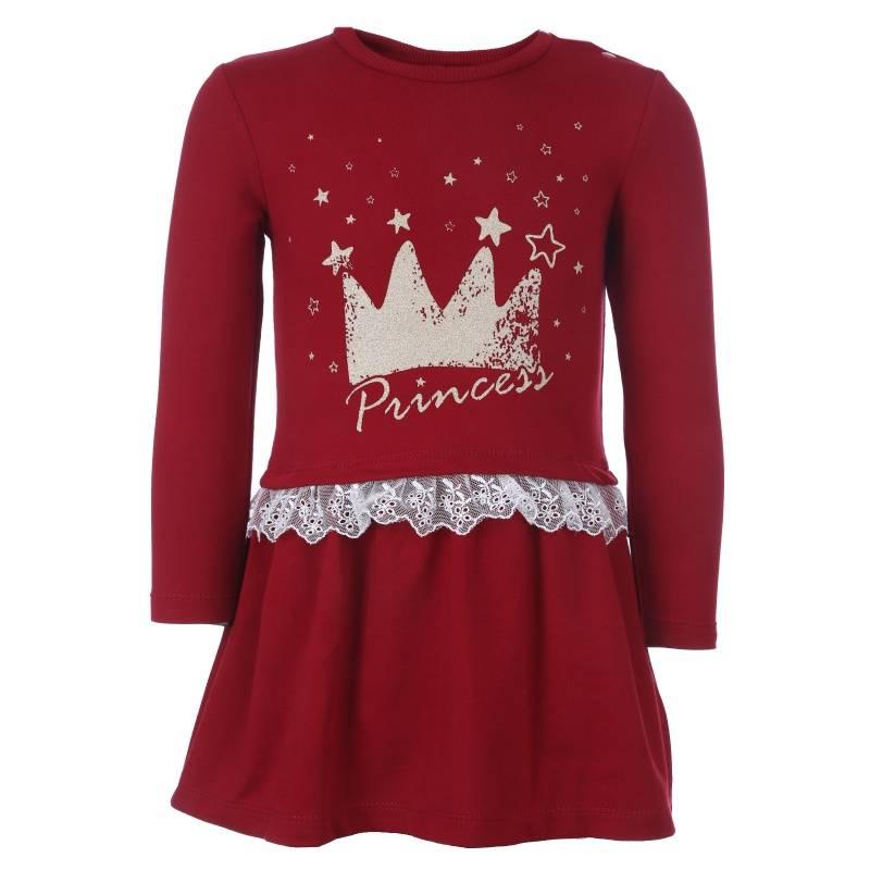 Купить Платье Goldy, цв. красный, 92 р-р, Детские платья и сарафаны