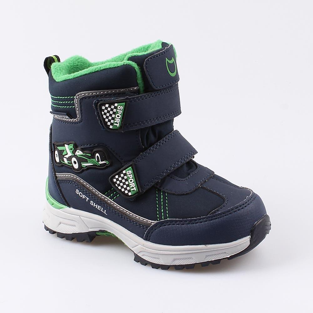 Мембранная обувь для мальчиков Котофей, 28 р-р