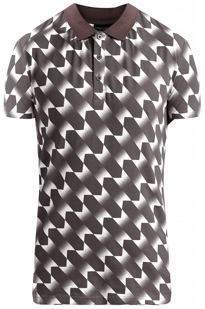 Купить KS19-81014, Футболка Поло для мальчика Finn Flare, цв. черный, р-р. 158, Детские футболки, топы