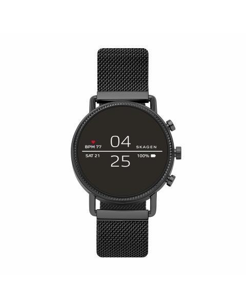 Смарт часы Skagen Falster Black/Black (SKT5109)
