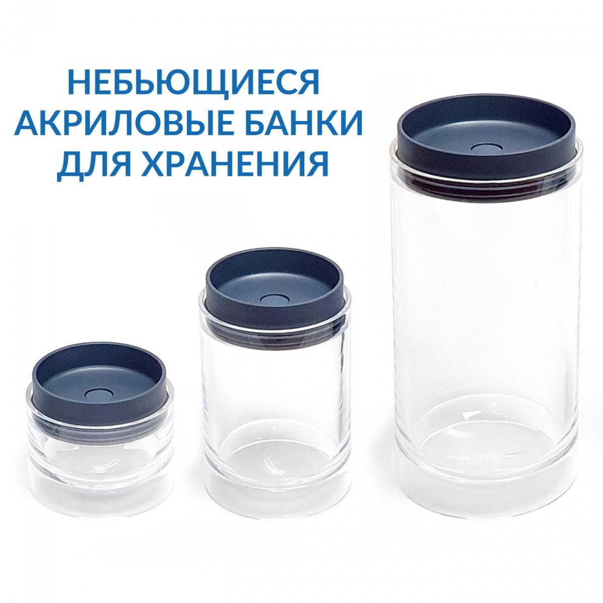 Контейнеры и наборы контейнеров для хранения пищи