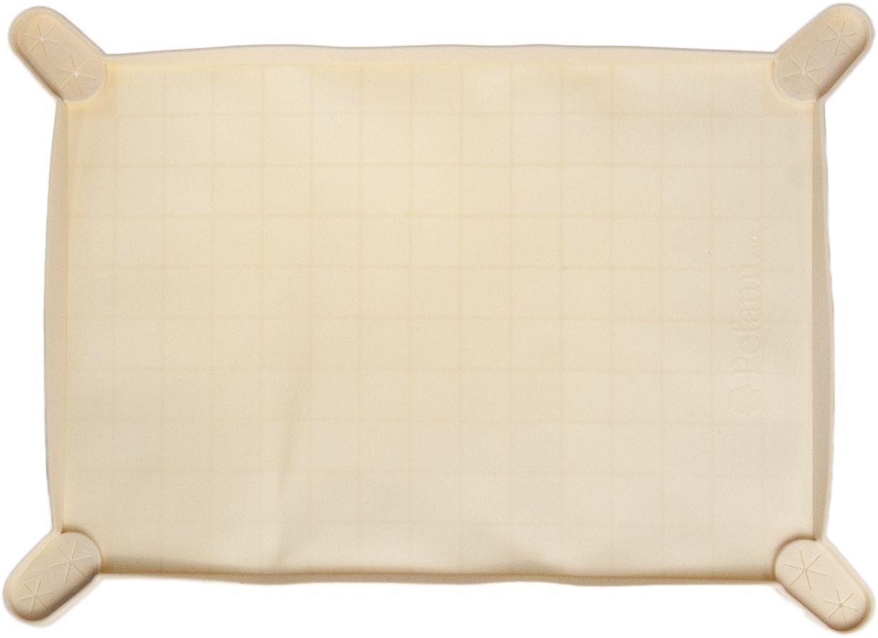 Силиконовый коврик лоток с бортиком Premium