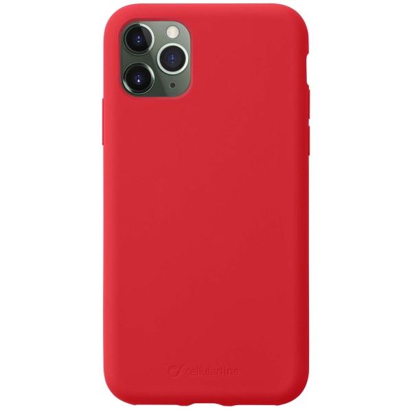 Чехол Cellular Line Sensation для Apple iPhone 11 Pro Red