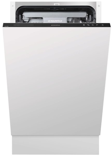 Встраиваемая посудомоечная машина 45 см Maunfeld MLP-08IM фото