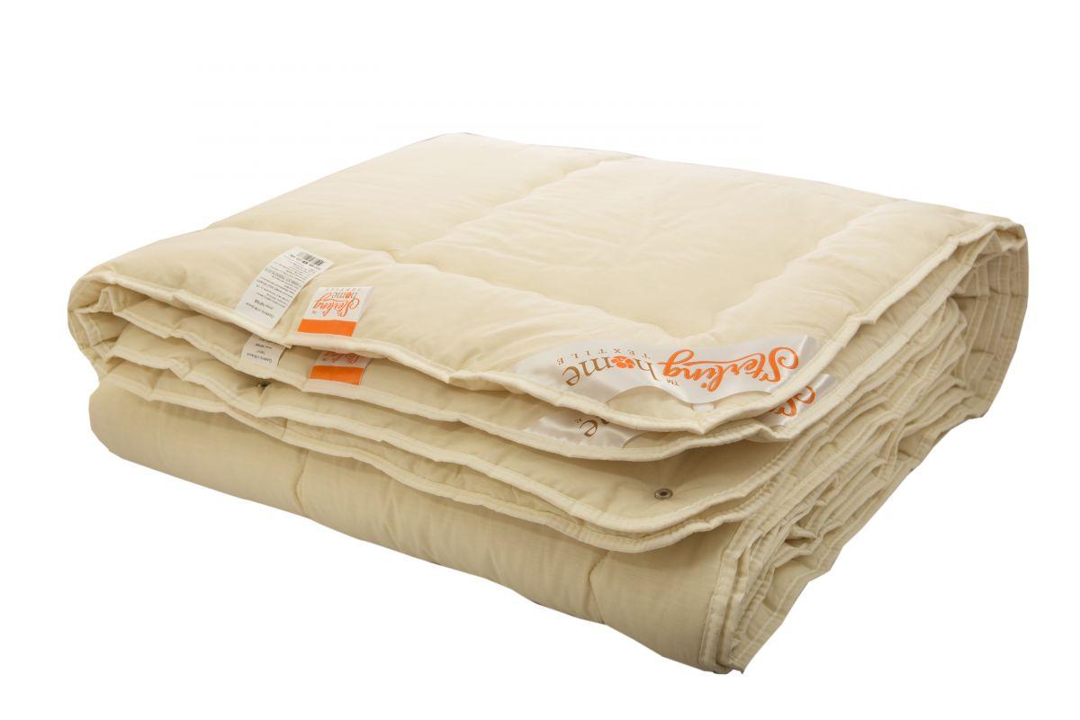 Одеяло Sterling Home Textile ОВЕЧЬЯ ШЕРСТЬ