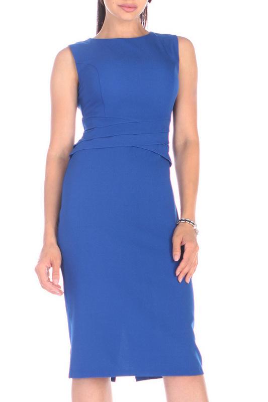 Платье женское Rebecca Tatti RR958_12LK синее XS