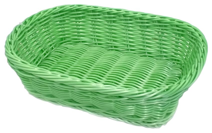 Плетеная корзинка прямоугольная Fissman 7679 26x19x7 см