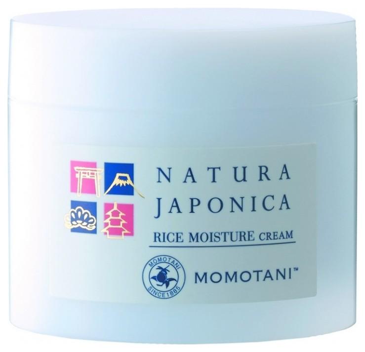 Купить Крем для лица MOMOTANI Увлажняющий с экстрактом ферментированного риса 48 гр, MOMOTANI JUNTENKAN