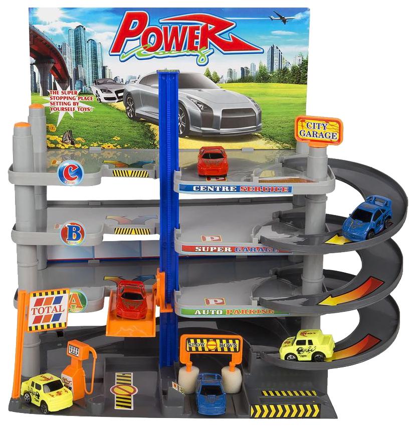 Парковка игрушечная Игруша I-1061872-1