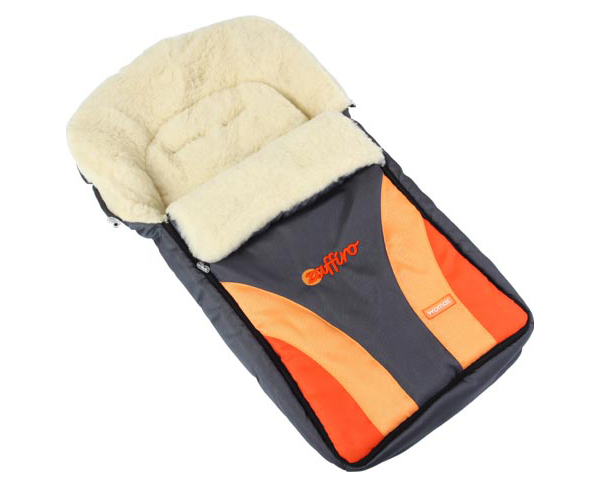 Купить Спальный мешок в коляску Womar Crocus №24 3 Оранжевый, Конверты в коляску