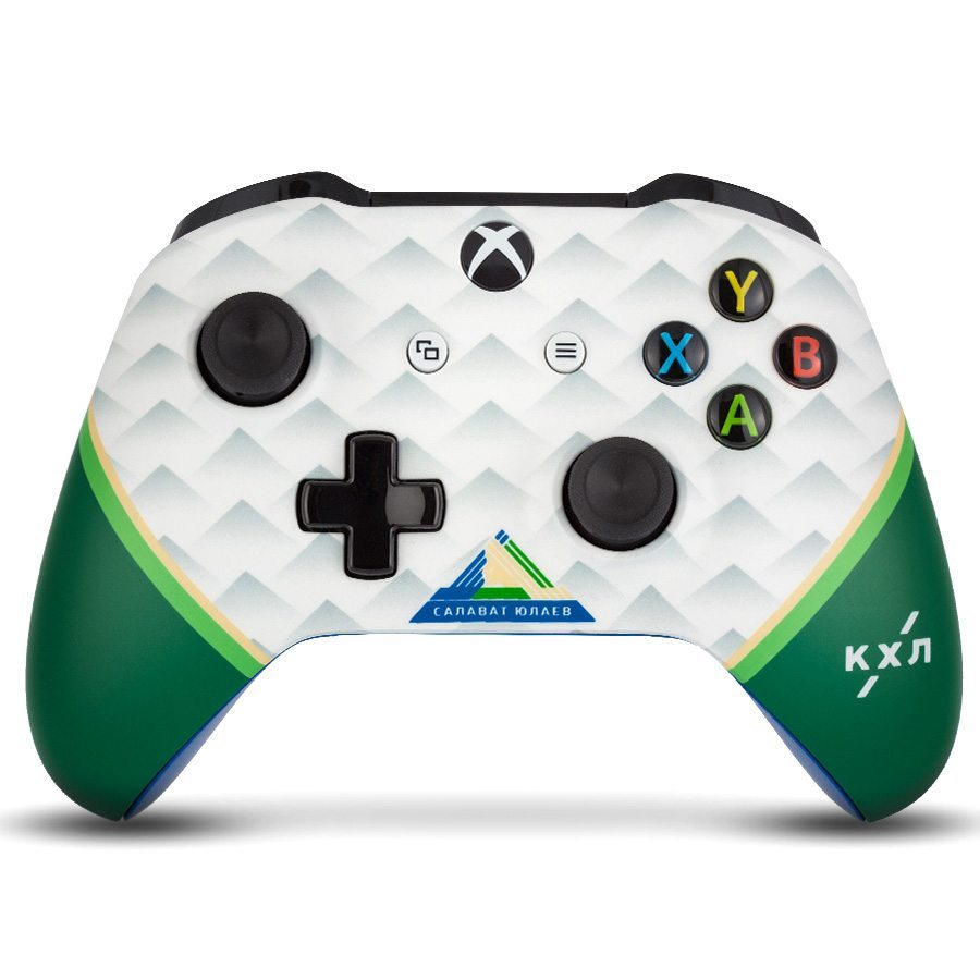 Геймпад Microsoft Xbox One КХЛ RBW XB046