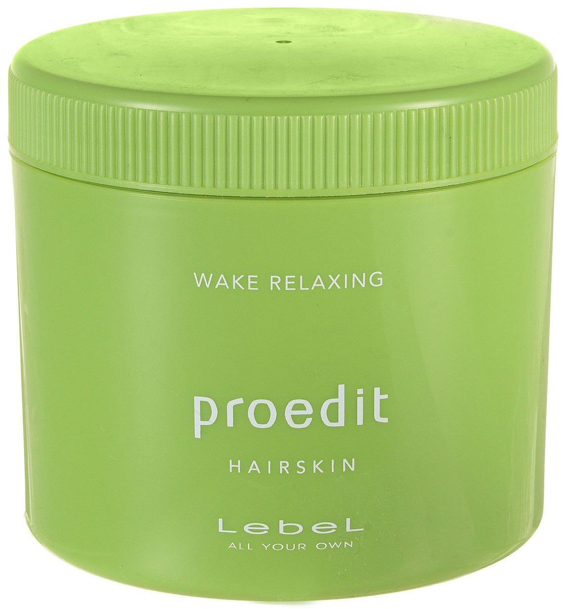 Купить Крем для волос Lebel Proedit Hairskin Wake Relaxing 360 г