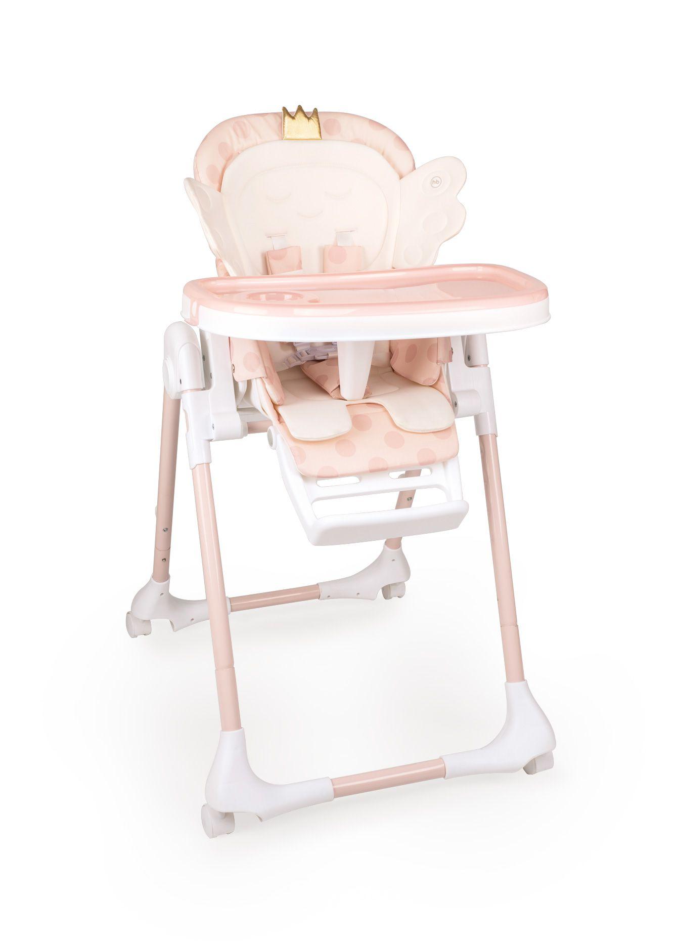 Стульчик для кормления Happy Baby Wingy Rose, Стульчики для кормления  - купить со скидкой