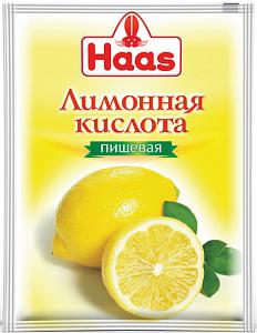 Лимонная кислота Haas 10 г