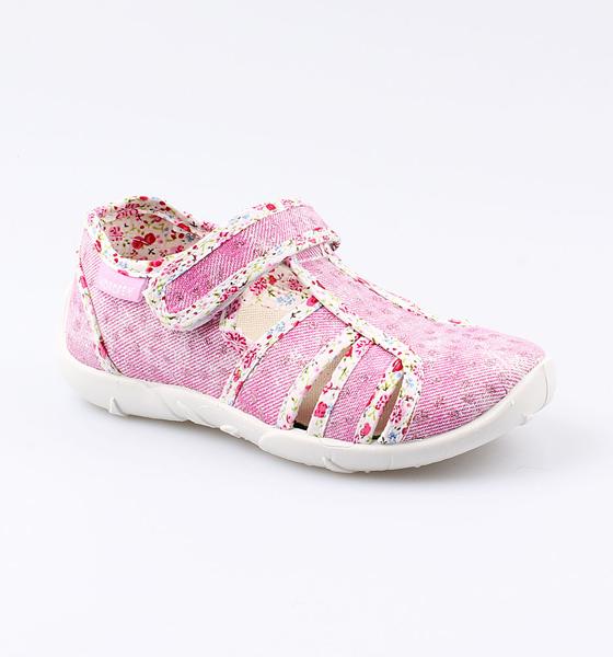 Купить Сандалии Котофей для девочки р.27 421035-12 розовый, Детские сандалии